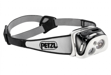 Lampe Frontale Petzl Reactik 40 - 220 lumens Noir