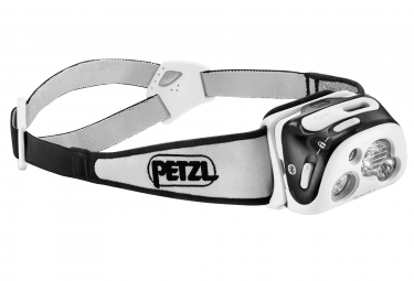Headlamp Petzl Reactik + 30 - 300 lumens Black