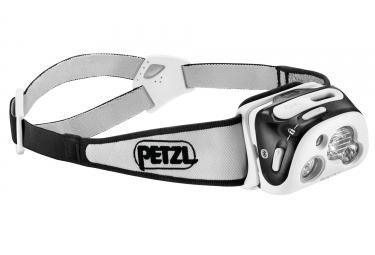 Lampe Frontale Petzl Reactik + 30 - 300 lumens Noir