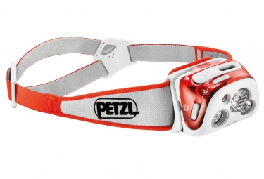 Headlamp Petzl Reactik + 30 - 300 lumens Orange