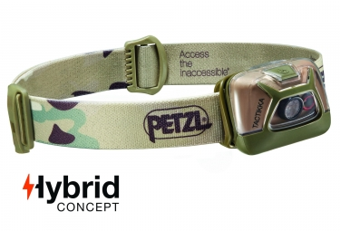 Headlamp Petzl Tactikka 5 - 200 lumens Camo