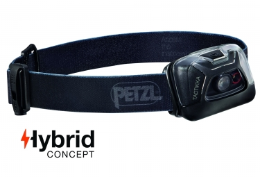 Petzl Tactikka Front Light Black