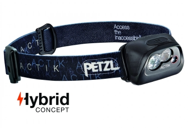Lampe Frontale Petzl Actik 5 - 300 lumens Noir