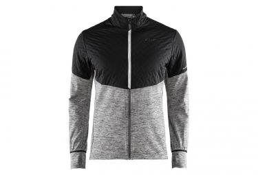 Craft Urban Run Jacket Wind Black Grey