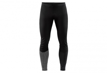 Craft Urban Run Thermal Wind Tights Black