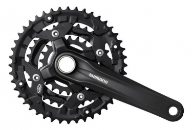 Shimano Crankset Altus MT300 3 x 9s 22/32/44 Teeth Black