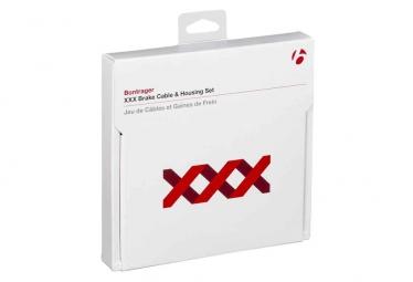 Kit cable et gaine frein bontrager route xxx 5mm