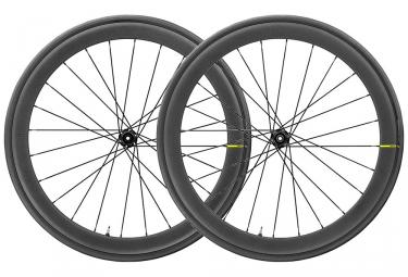 Paires de roues 2019 mavic cosmic pro carbon ust disc 12 9x100mm 12x142mm 9x135mm ce
