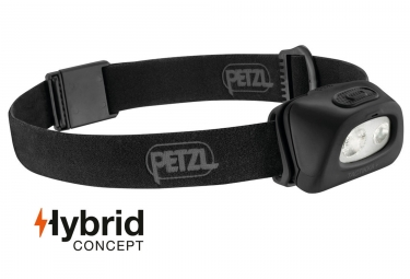 Headlamp Petzl Tactikka + 5 - 250 lumens Black
