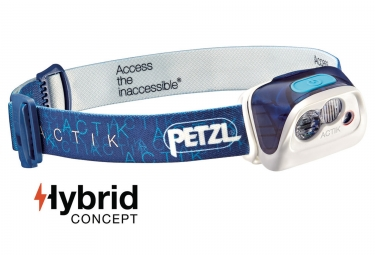Headlamp Petzl Actik 5 - 300 lumens Blue
