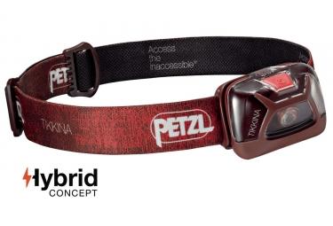 Lampe Frontale Petzl Tikkina 5 - 150 lumens Rouge
