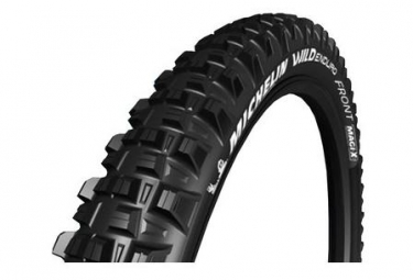 Pneu avant michelin wild enduro 29 x2 4 tringle souple noir 2 40