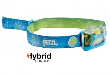 Petzl Headlamp Tikkid 20 lumens Blue