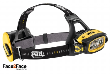 Petzl Headlamp Duo Z2 430 lumen Black Yellow