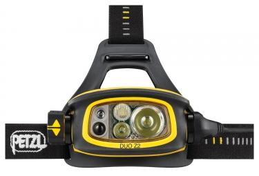 Lampe Frontale Petzl Duo Z2 430 lumens Noir Jaune