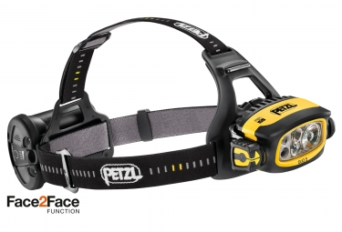 Petzl Headlamp Duo S 1100 lumen Nero Giallo