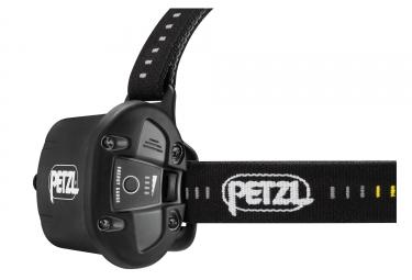 Lampe Frontale Petzl Duo S 1100 lumens Noir Jaune