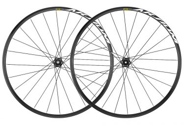 Mavic Aksium Disc Wheelset 2019 | 12/9x100mm / 12x142mm-9x135mm | CenterLock