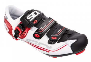 Sidi Eagle 7 MTB Shoes White / Black / Red