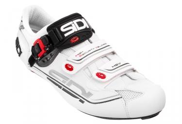 Chaussures route sidi genius 7 mega blanc 41