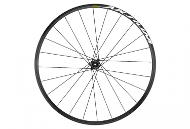 Roue avant 2019 mavic aksium disc 12 9x100mm 6 trous