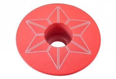 Supacaz Star Capz Rose (power coated)