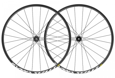 Mavic Crossmax Wheelset 27.5'' 2019 | Boost 15x110mm - 12x148mm | 6 Bolts | Black