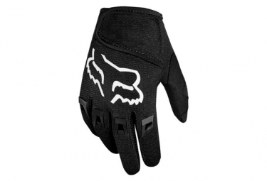Fox Kids Gloves Dirtpaw Black