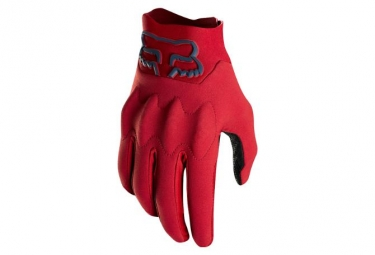 Fox Attack Fire Gloves Cardenal Rojo
