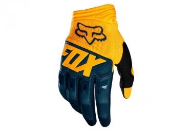 Fox Dirtpaw Race Navy / Yellow