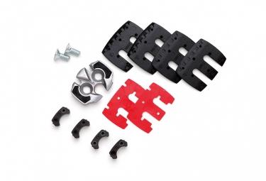 Look paire de cales dcs comp pour pedales s track