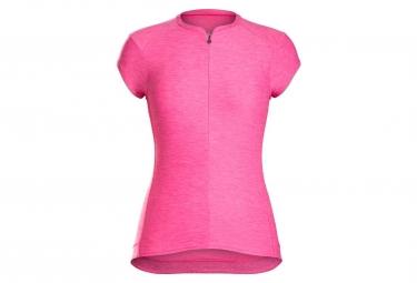 Bontrager Vella Women Jersey Pink
