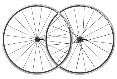 Mavic Aksium 2019 Wheelset | 9x100mm - 9x130mm | Black