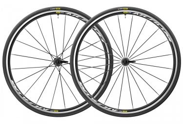 Mavic Aksium Elite UST Wheelset 2019 | 9x100mm - 9x135mm | Yksion Pro UST
