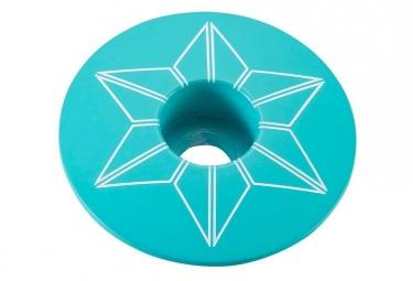 Capot de Direction Supacaz Star Capz Céleste (power coated)