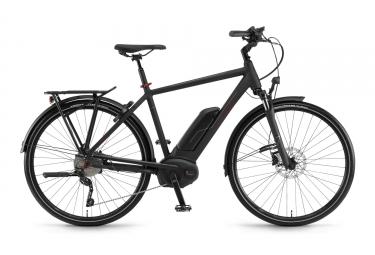 Winora Sinus Tria 10 Hybrid Urban Bike Shimano Deore 10V Black