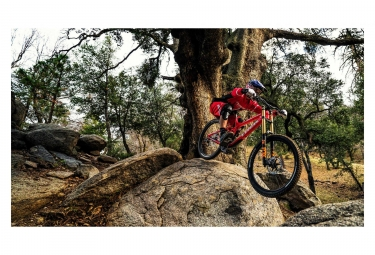 Frameset MTB Trek Session Carbon 27.5'' Viper Red 2017