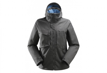 Eider Gastown Raven Black Jacket