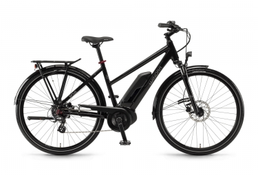 Winora Sinus Tria 7 eco Women Hybrid Urban Bike Shimano Altus 7S Black