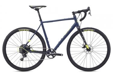 Gravel Bike Fuji Jari 1.3 Sram Apex 11V 2019 Bleu