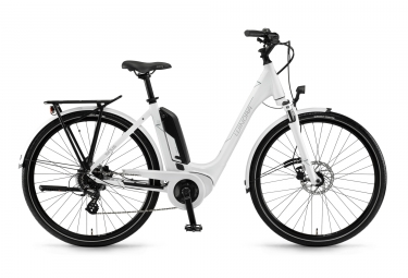 Winora Sinus Tria 7 eco Womens E-Bike  Blanc