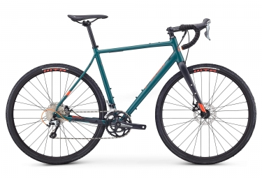 Fuji Jari 1.5 Gravel Bike Shimano Tiagra 10S 2019 Satin Cove Teal