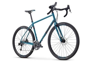 Breezer Radar Pro Gravel Bike Sram GX 10S 2019 Teal Blue