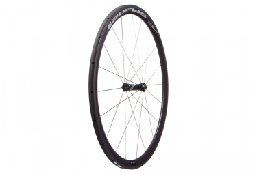 Roue avant dt swiss rc38 spline carbone boyau 9x100 mm edition limitee