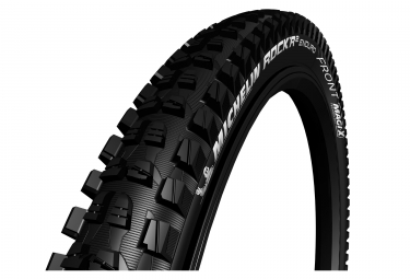 Pneu vtt michelin rock r2 enduro front competition line 26 tubeless ready souple gra
