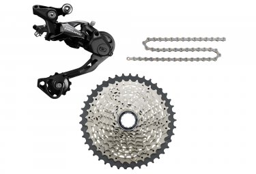 Shimano Mini Groupset 10s Cage Black