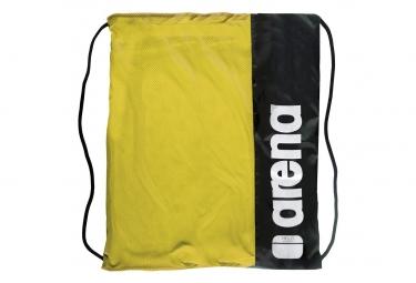 ARENA TEAM MESH BAG Yellow Black