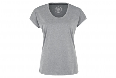 Asics Short Sleeve Jersey CAPE Grey Women