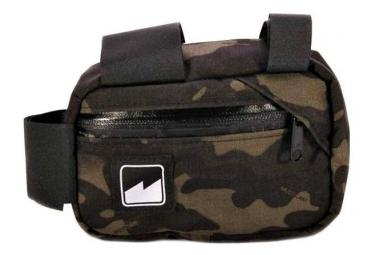 Merritt Corner Pocket Frame Bag Camo