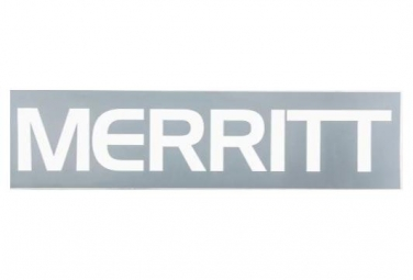 Merritt Sticker Grey Frame